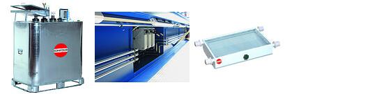 Altöltanks, Altölzwischenbehälter und Permanent-Entsorgungssysteme