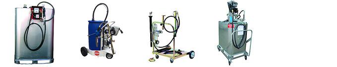 Dieseltankanlagen, Kraftstoffabsauggeräte und AdBlue® Versorgungsanlagen